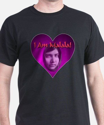 I Am Malala Heart Best Seller T-Shirt