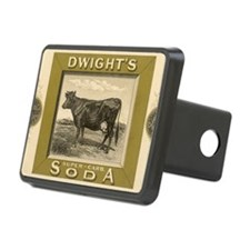 Vintage Product Label, Dwi Hitch Cover