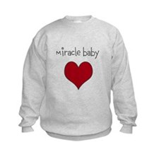 Sweatshirt Miracle Baby
