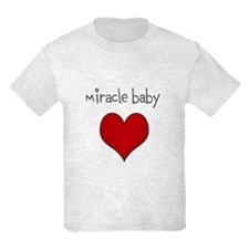 T-Shirt Miracle Baby