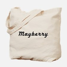 Mayberry Tote Bag