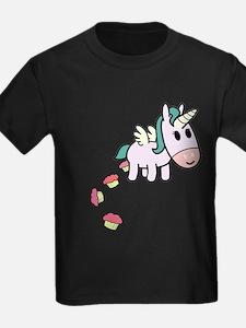 unicorncakesflip2.png T-Shirt