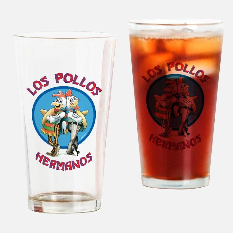 Los Pollos Hermanos Drinking Glass