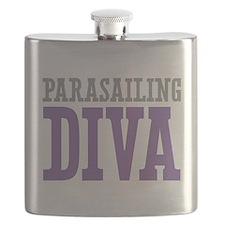 Parasailing DIVA Flask