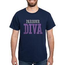 Parkour DIVA T-Shirt