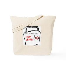 Chop Jewey Tote Bag