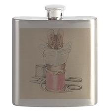 Beatrix potter Mouse Flask