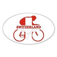 Swiss Cycling Decal