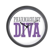 Pharmacology DIVA Wall Clock