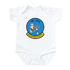 VF-124 Gunfighters Infant Bodysuit