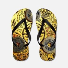 I-Ching Flip Flops