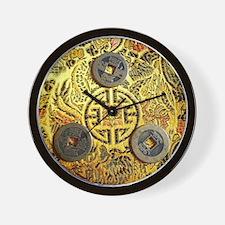 I-Ching Wall Clock