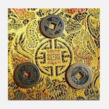 I-Ching Tile Coaster