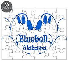 Bluebell Alabama Puzzle