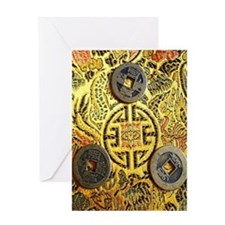 I-Ching Greeting Card