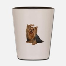 Yorkshire Terrier (#7) Shot Glass