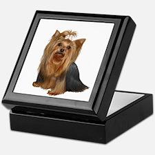 Yorkshire Terrier (#7) Keepsake Box