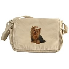 Yorkshire Terrier (#7) Messenger Bag