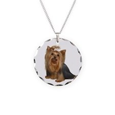 Yorkshire Terrier (#7) Necklace