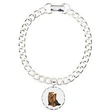 Yorkshire Terrier (#7) Charm Bracelet, One Charm