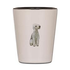 Bedlington Terrier Shot Glass