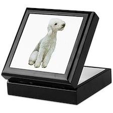 Bedlington Terrier Keepsake Box