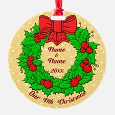 Our Nth Christmas Ornament