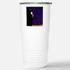 The Man Behind The Curtain Travel Mug