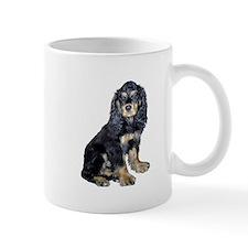 Cocker-black-tan Small Mug