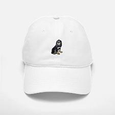 Cocker-black-tan Baseball Baseball Cap