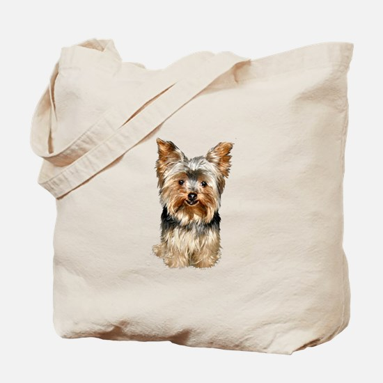 Yorkshire Terrier (#17) Tote Bag
