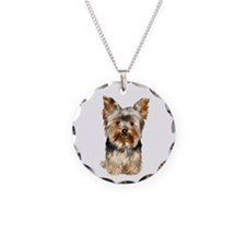 Yorkshire Terrier (#17) Necklace