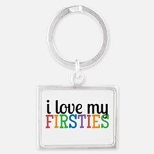 Love My Firsties Keychains