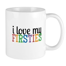 Love My Firsties Mugs