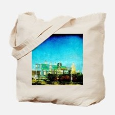 Kansas City Highway Tote Bag