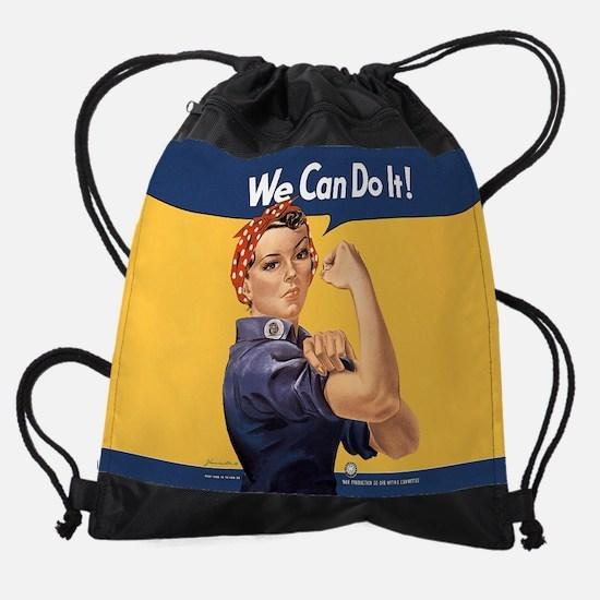 we-can-do-it-rosie_12-5x13-5h.jpg Drawstring Bag