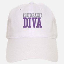 Photography DIVA Baseball Baseball Cap