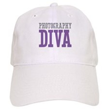 Photography DIVA Baseball Cap