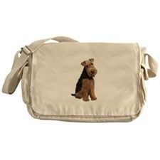 Welsh Terrier #1 Messenger Bag