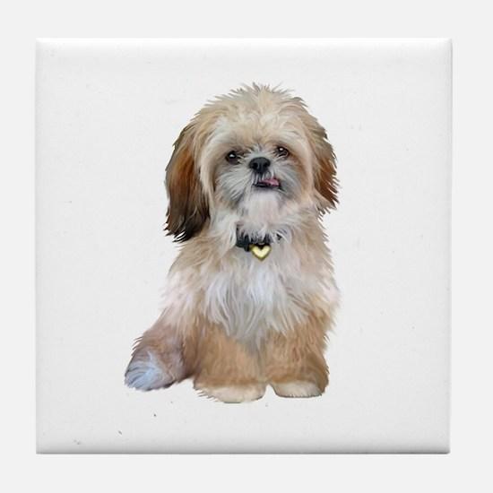 Shih Tzu (P) - JTD Tile Coaster