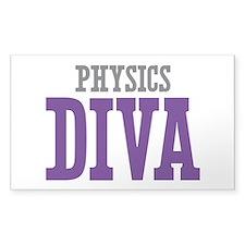 Physics DIVA Decal