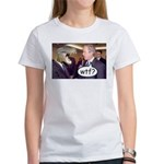 Bush WTF? Women's T-Shirt
