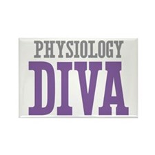 Physiology DIVA Rectangle Magnet (10 pack)