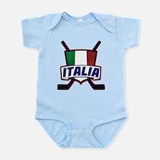Italian Italia Hockey Body Suit