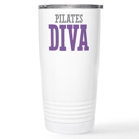 Pilates DIVA Stainless Steel Travel Mug