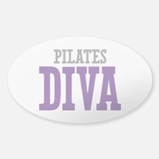 Pilates DIVA Decal
