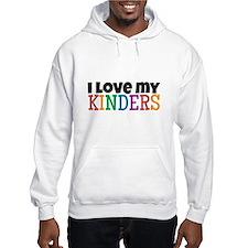 Love My Kinders Hoodie