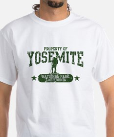 Yosemite Nat Park Hiker Guy Shirt