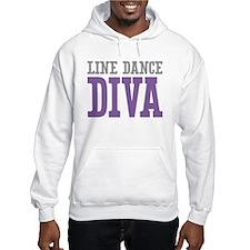 Line Dance DIVA Jumper Hoody
