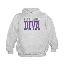 Line Dance DIVA Hoody